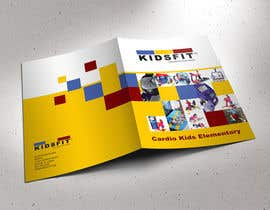nº 9 pour KidsFit Brochure making and Catalogue redesigning par Brandwar