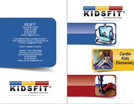 #21 para KidsFit Brochure making and Catalogue redesigning por NexusDezign