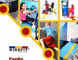 #18 para KidsFit Brochure making and Catalogue redesigning por barinix