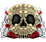 Entry # 47 for Day of the Dead - Sugar Skull Design / Cartoon / Illustration by