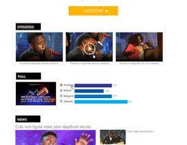 Nro 11 kilpailuun Design a Website (Redesign) käyttäjältä kayrico