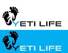 Nro 34 kilpailuun Yeti Life Logo käyttäjältä nonasade