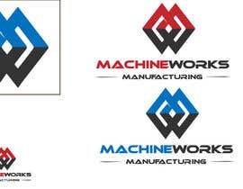 Nro 18 kilpailuun MachineWorks Manufacturing Logo käyttäjältä semabanjum