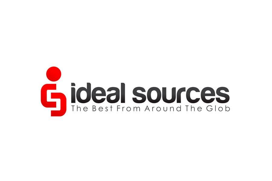 Penyertaan Peraduan #                                        95                                      untuk                                         Logo Design for ideal sources