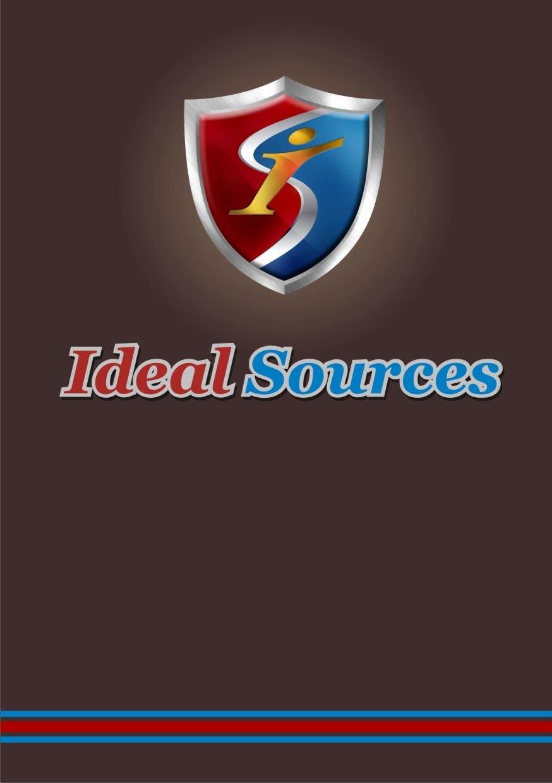 Penyertaan Peraduan #                                        41                                      untuk                                         Logo Design for ideal sources