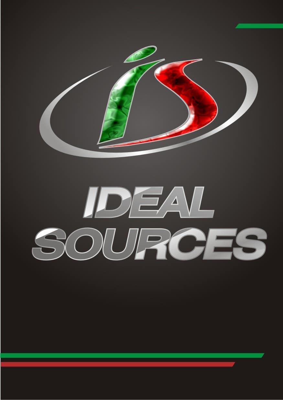 Kilpailutyö #42 kilpailussa Logo Design for ideal sources