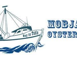 Nro 7 kilpailuun Design a Logo for Oyster Business käyttäjältä Crystaliumjmc