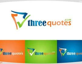 #108 cho Logo Design for For a business that allows consumers to get 3 quotes from service providers bởi innovys