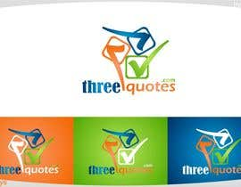 #112 cho Logo Design for For a business that allows consumers to get 3 quotes from service providers bởi innovys