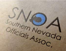#30 untuk Design a Logo for Southern Nevada Officials Association oleh agencja