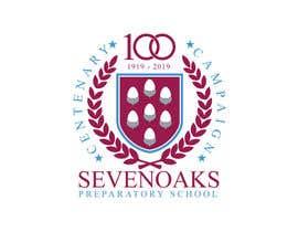 Nro 16 kilpailuun Sevenoaks Prep Centenary Campaign - logo käyttäjältä iaru1987