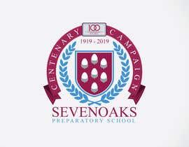 Nro 18 kilpailuun Sevenoaks Prep Centenary Campaign - logo käyttäjältä iaru1987
