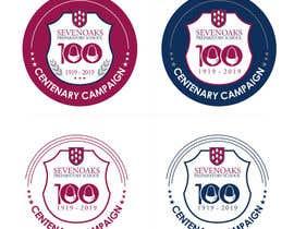 Nro 26 kilpailuun Sevenoaks Prep Centenary Campaign - logo käyttäjältä geepeemistry