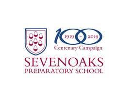 Nro 12 kilpailuun Sevenoaks Prep Centenary Campaign - logo käyttäjältä szamnet