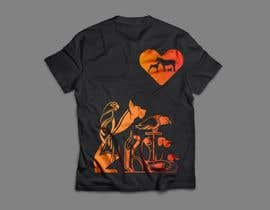 wephicsdesign tarafından Design a T-Shirt for Dog lovers & Fitness lovers için no 35