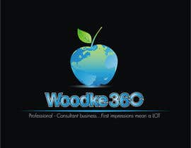 #39 for business named Woodke360 by shobbypillai
