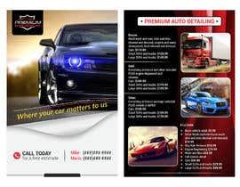Nro 25 kilpailuun Design a Flyer käyttäjältä arslanizaya