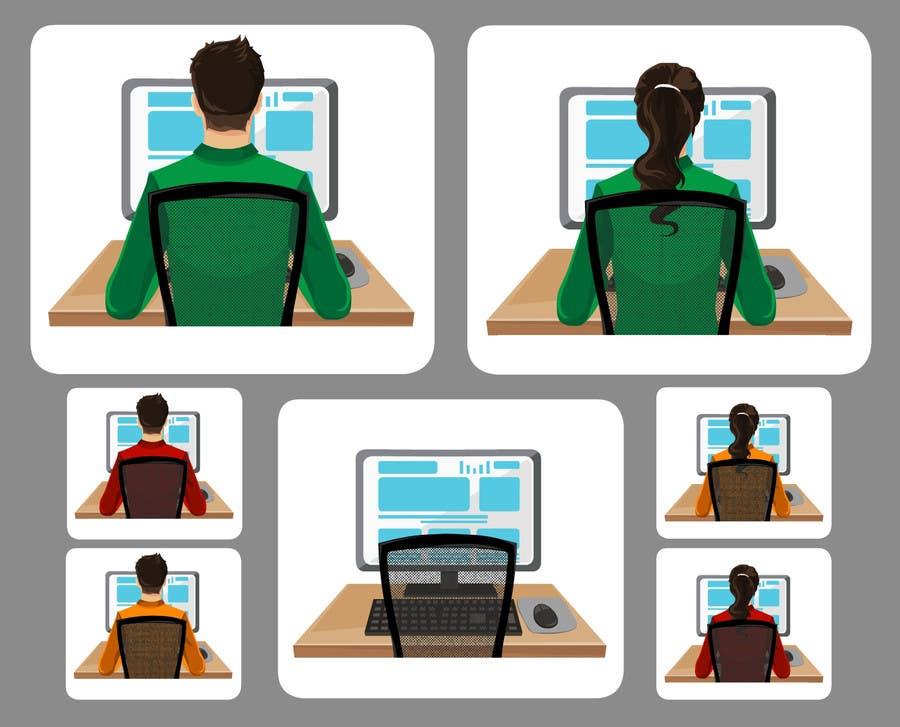 Monitor freelancer удаленная работа веб дизайнер москва