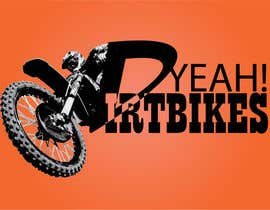 Nro 9 kilpailuun Design a Logo for Dirt bike/Motocross company käyttäjältä jsanjeew