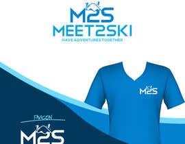 ArchangelStudio tarafından Design a Logo for Meet2Ski için no 24