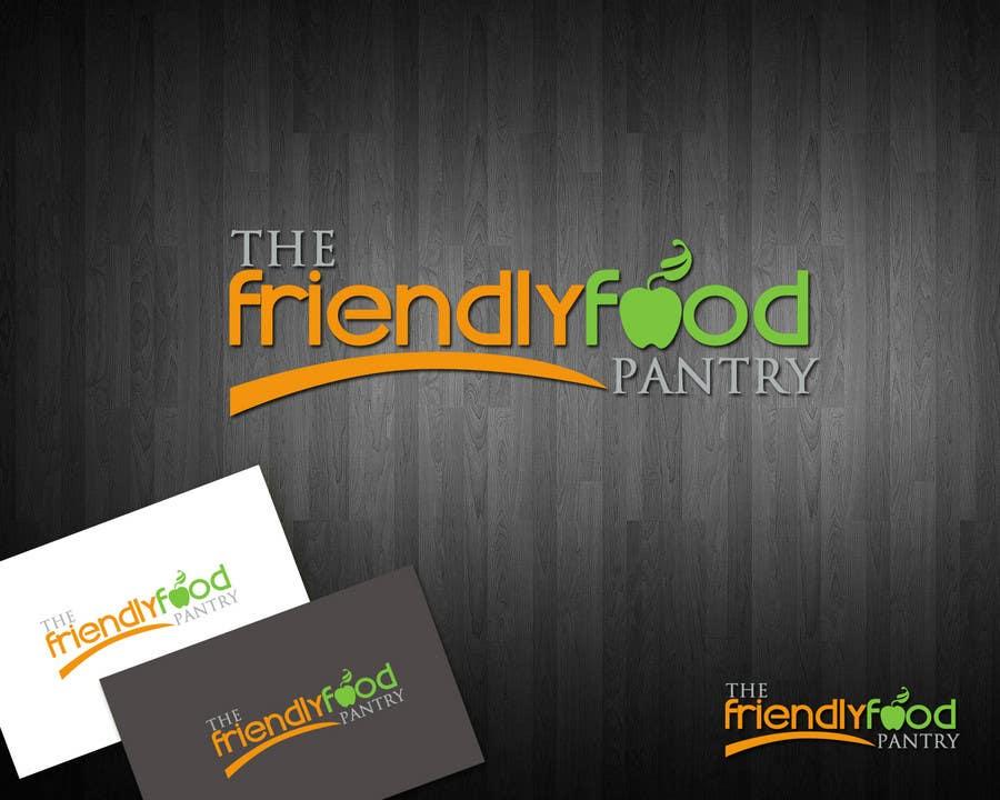 Konkurrenceindlæg #                                        85                                      for                                         Logo Design for The Friendly Food Pantry