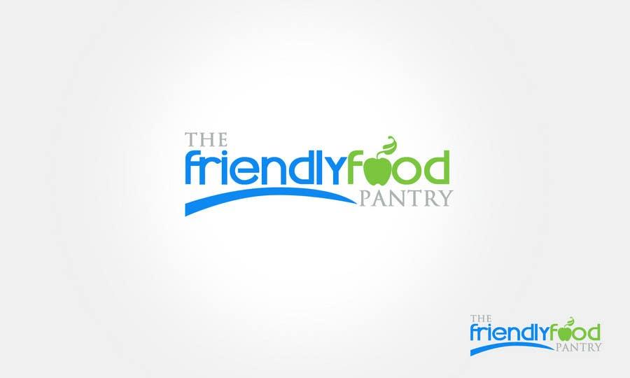 Konkurrenceindlæg #                                        89                                      for                                         Logo Design for The Friendly Food Pantry