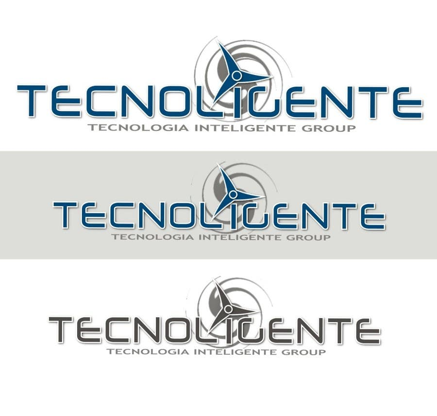 #114 for Design a Logo for Tecnoligente by Pedro1973