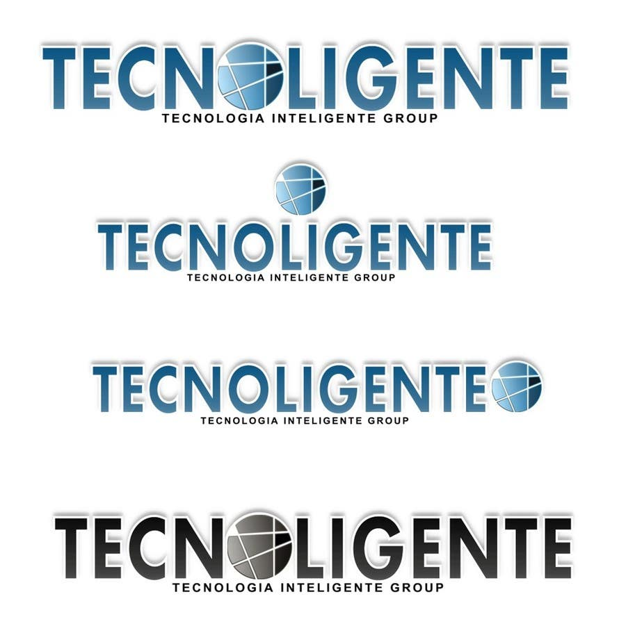 #146 for Design a Logo for Tecnoligente by Pedro1973