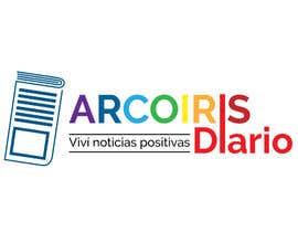 Nro 10 kilpailuun Crear logo para portal de noticias alegres käyttäjältä elvisdg