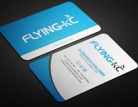 Nro 11 kilpailuun Design some Business Cards for Aviation Company käyttäjältä smartghart