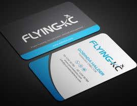 Nro 138 kilpailuun Design some Business Cards for Aviation Company käyttäjältä smartghart