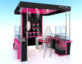 dfpizanoarquitec tarafından Design a Point of Sale Kiosk for a Jewelry brand mid-price için no 25