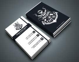 Nro 58 kilpailuun Business Card Design käyttäjältä Kamrunnaher20