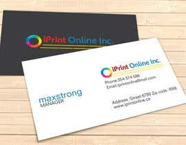 nº 10 pour Logo and Business Card par texture605