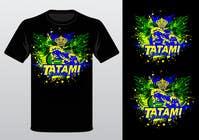 T-shirt Design for Tatami Fightwear Ltd için Graphic Design72 No.lu Yarışma Girdisi