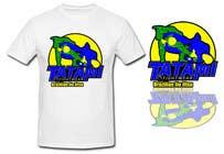 T-shirt Design for Tatami Fightwear Ltd için Graphic Design22 No.lu Yarışma Girdisi