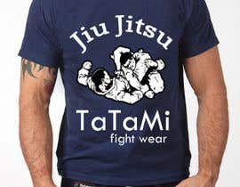 #43 для T-shirt Design for Tatami Fightwear Ltd от Kalex0