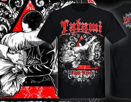 #26 для T-shirt Design for Tatami Fightwear Ltd от jabstraight