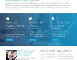 jituchoudhary tarafından Build a Website - Network / IT Consulting Company için no 32