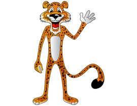 Deceneu10 tarafından Design a Cheetah Mascot için no 12
