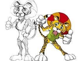 elinavarro tarafından Design a Cheetah Mascot için no 38