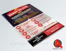 Nro 23 kilpailuun Design a Flyer käyttäjältä ahmadalmallah94