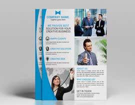 Nro 13 kilpailuun Design a Flyer käyttäjältä mdakasabedin