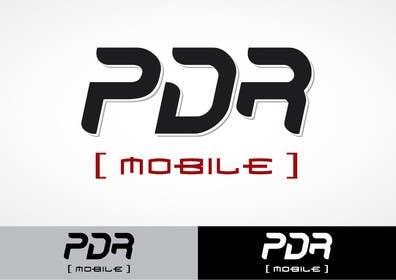 #115 for Design a Logo for PDR Mobile by rapakousisk