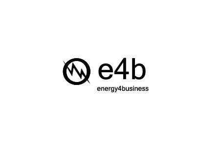 #171 for Design a Logo for e4b by shubhammahajan