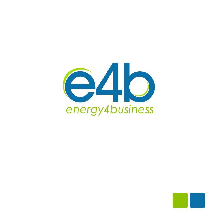 #199 for Design a Logo for e4b by pixelke