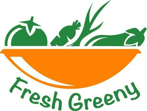Contest Entry #                                        1                                      for                                         Design a Logo for our Vegetable shop