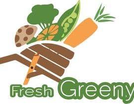 Nro 6 kilpailuun Design a Logo for our Vegetable shop käyttäjältä faizanmalik840