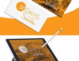 Nro 25 kilpailuun Design the '30 Days to Sparkle' Logo käyttäjältä joeljrhin