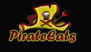 "#23 for Design a Logo for ""Pirate"" themed food blog. Argggh! by sathishnaik"